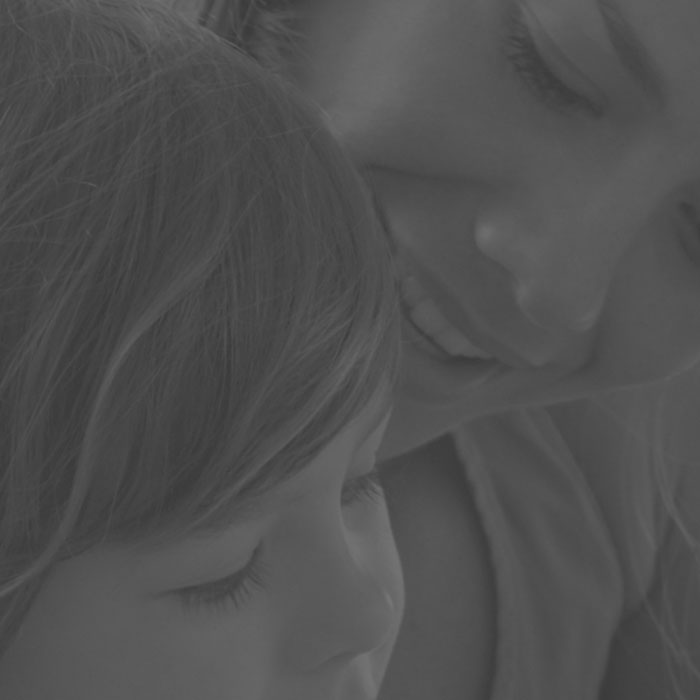 parent-child-closeup