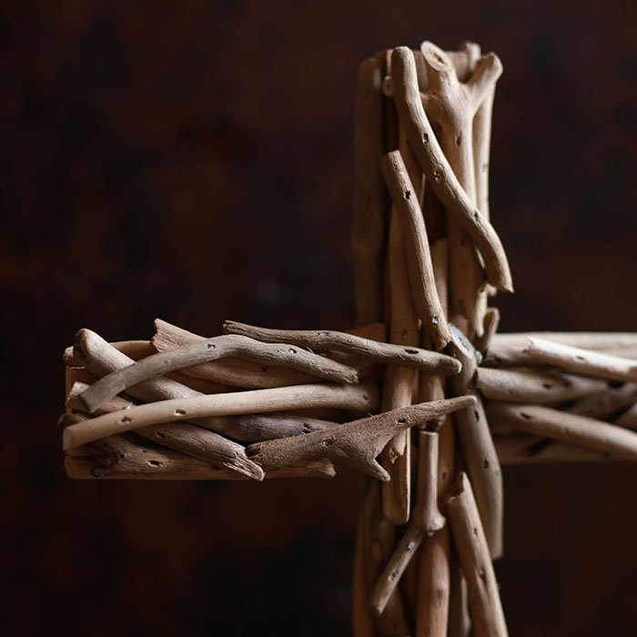 wood-cross