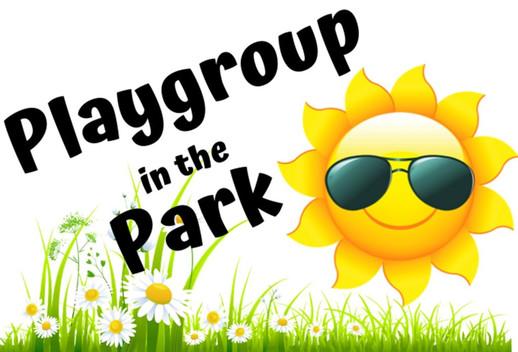 Playgroup in the Park