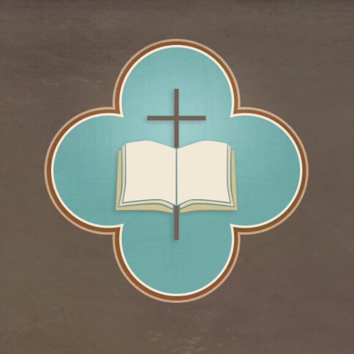 bible and cross illustration